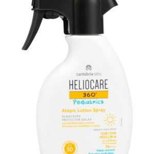 Heliocare 360 Pediatrics Atopic Lotion Spray SPF 50