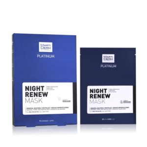 Night Renew Mask 5 unidades